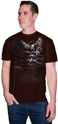 Apt. 9 Men's American Flag Graphic Tee