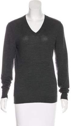 Inhabit Wool V-neck Top