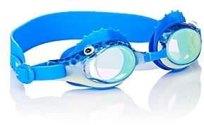 Bling 2o Bass Fish Finley Swim Goggles - Blue