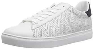Armani Exchange A X Men's Graphic Low Cut Sneaker