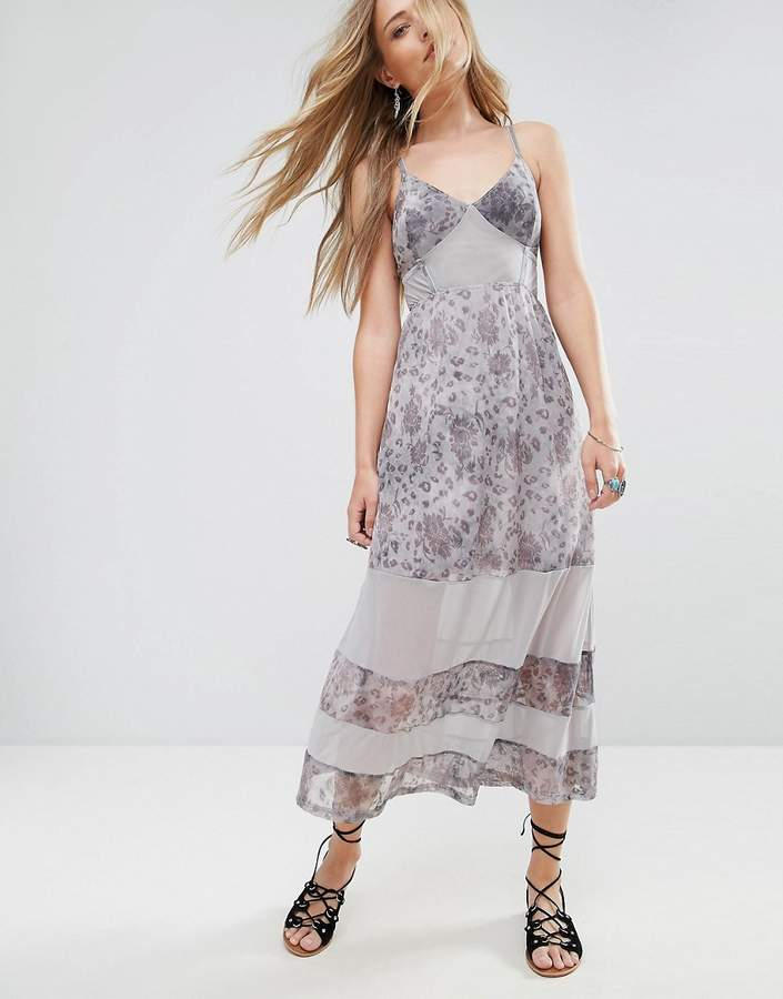 Somedays Lovin Moonlight Serenade Festival Maxi Dress
