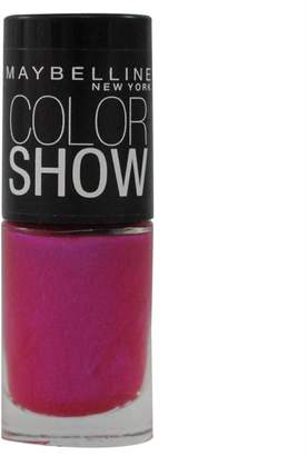 Maybelline New York COLOR SHOW NAIL LACQUER ALLURING ROSE