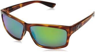 Costa del Mar Cut Polarized Iridium Square Sunglasses