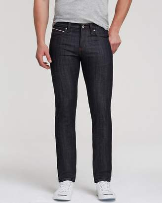 Naked & Famous Jeans - Superskinny Guy Stretch Selvedge Super Slim Fit in Deep Indigo $155 thestylecure.com