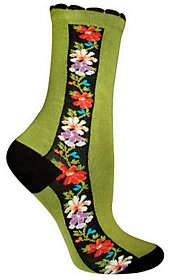 Ozone Design Set of 2 Nordic Stripe Socks