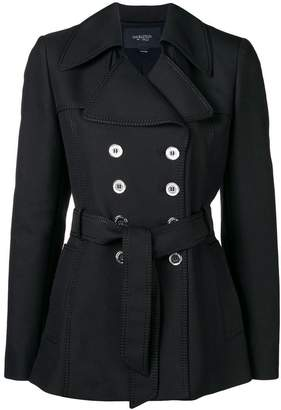 Giambattista Valli short length trench
