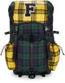 Puma Plaid Hike Backpack