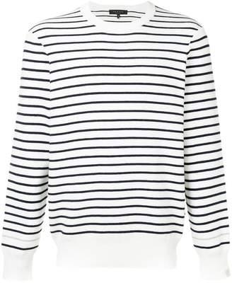 Rag & Bone striped sweatshirt