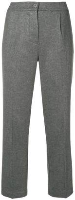 Blugirl cropped tailored trousers