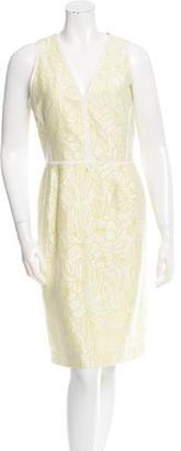 Paul Smith Printed Sheath Dress w/ Tags $100 thestylecure.com