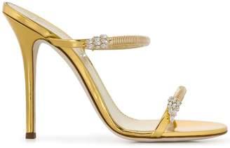 Giuseppe Zanotti Darsey Sparkling sandals