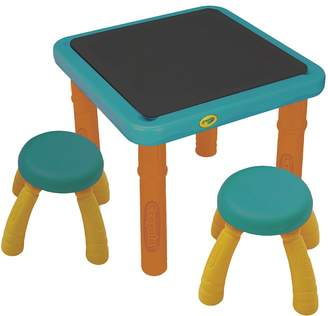 Crayola Grown Up Sit 'N Draw Activity Table by Grow'n Up