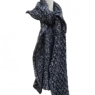 Chanel Black Cashmere Scarves