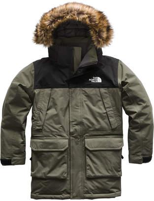 The North Face McMurdo Two-Tone Down Parka w/ Faux-Fur Trim, Size XXS-XL