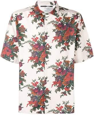 McQ floral-print shirt