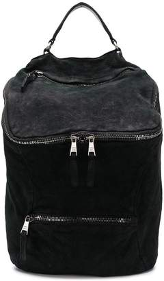Giorgio Brato top zipped backpack