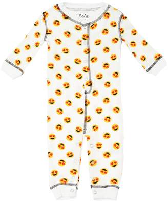 PJ Salvage KIDS - Infant Heart Eyes Romper