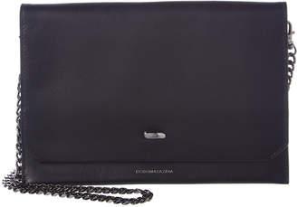 BCBGMAXAZRIA Lena Convertible Leather Wallet