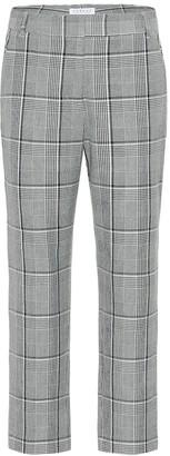 Velvet Abigail high-rise straight pants