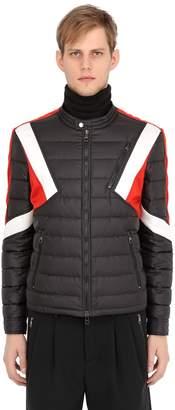 Neil Barrett Modernist Inserts Nylon Puffer Jacket