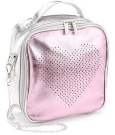 Bari Lynn Girl's Love Glitter Lunchbox