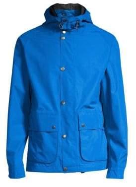 Barbour Nautical Gunwale Hooded Waterproof Jacket