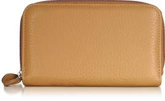 Fontanelli Leather Zip-Around Wallet