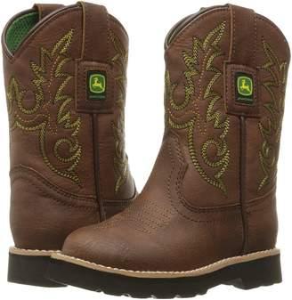 John Deere Everyday Round Toe Men's Work Boots