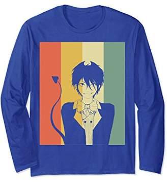 477fb5bfa0e at Amazon.com · Vintage Anime Long Sleeve Shirt