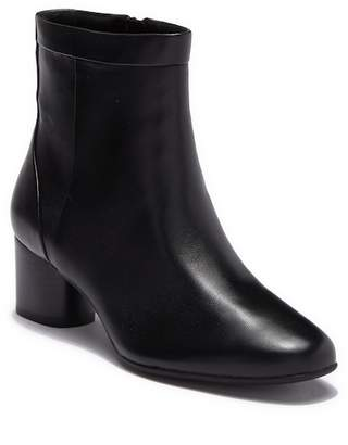Clarks Un Cosmo Up Leather Bootie - Wide Width Available