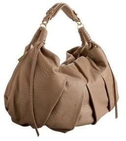 CC Skye - Tan Python Love 82 Handbag