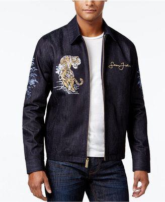 Sean John Men's Bomber Jacket, Only at Macy's $129.50 thestylecure.com