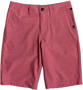 bd1844ef2cec6 Quiksilver Union Heather Amphibian Hybrid Shorts