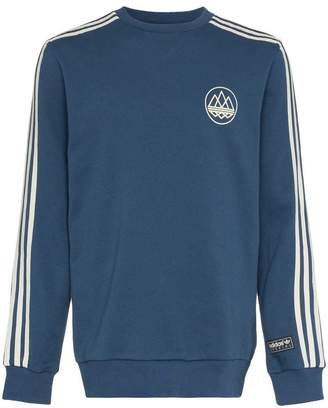 adidas x Spezial by Union LA Crew Neck Sweatshirt