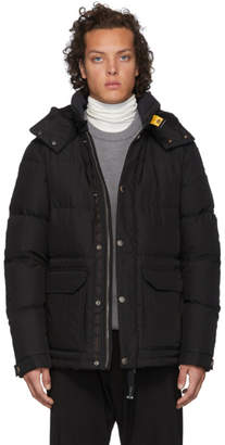 Parajumpers Black Down Power Troy-M Jacket