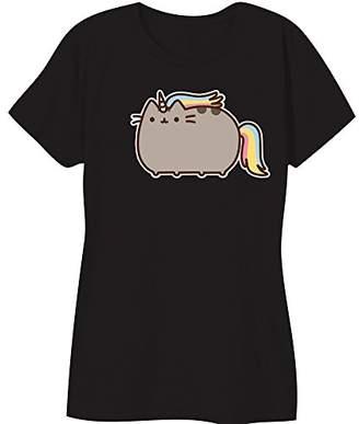 Pusheen The Cat Women's Pusheenicorn T-Shirt