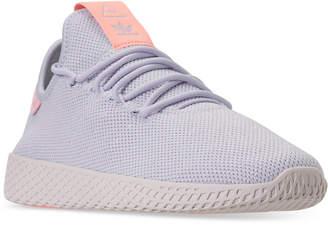 adidas Women's Originals Pharrell Williams Tennis Hu Casual Sneakers from Finish Line