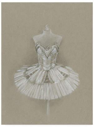 "Ethan Harper Ballet Dress I Canvas Art - 20"" x 25"""