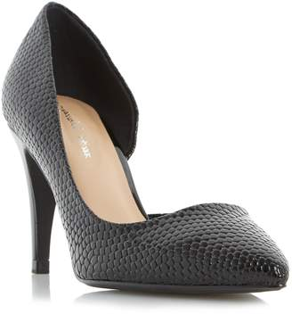 Cartier ROLAND LADIES DOVEY - Pointed Toe Semi D\'Orsay Court Shoe