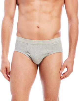 Calvin Klein 4-Pack Low-Rise Briefs