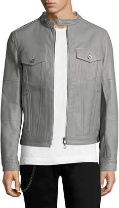 Diesel Black Gold Men's Lanston Solid Jacket
