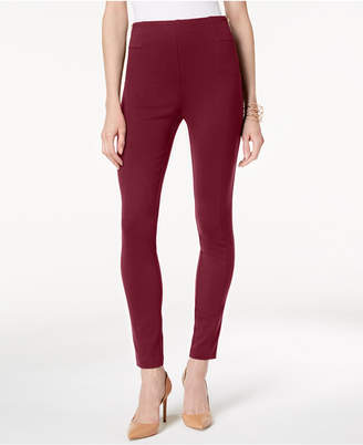 INC International Concepts I.n.c. High-Waist Skinny Pants, Created for Macy's