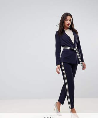 Y.A.S Tall Side Stripe PANTS