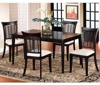 Hillsdale Furniture Bayberry Rectangle Dining Table, Dark Cherry