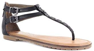 Cubanas Chocolat650 - Sandals for Women,Size 8