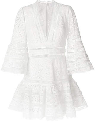 Zimmermann Lovelorn flutter dress
