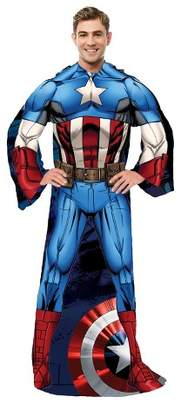 "Northwest Company The Captain America® Comfy Throw (46""x71"")"