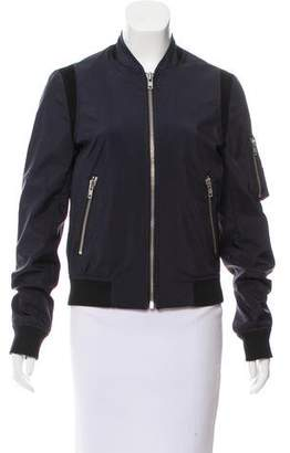 The Kooples Casual Bomber Jacket