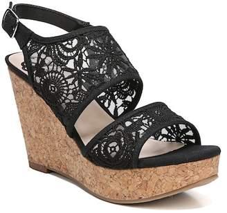 Fergalicious Krazy Wedge Sandal