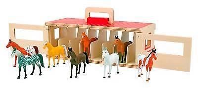 Melissa & Doug Melissa & Doug Show Horse Stable